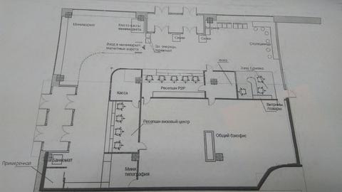 Сдается помещение в БЦ Мегапарк - 2, на 1/8 эт, 365м2, отдельный вход - Фото 5