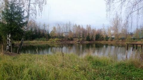 Участок для строительства у озера - Фото 5