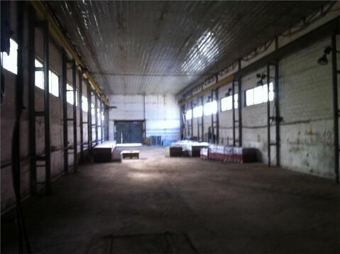 В аренду капитальное помещение под любое производство с 5 кран-балками - Фото 1