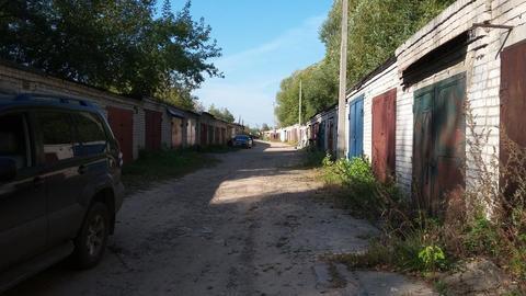 Двухъярусный кирпичный гараж 22,5 кв.м. в городе кимры - Фото 2