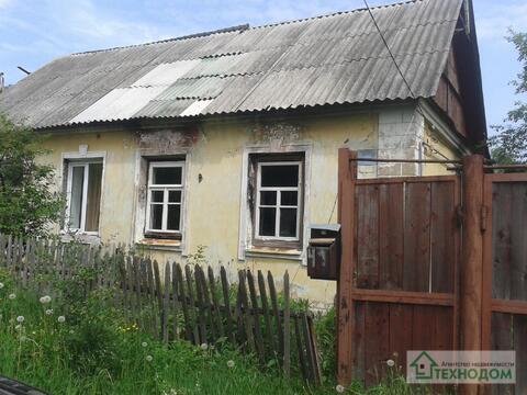 Продам часть дома в черте г.Подольск - Фото 1