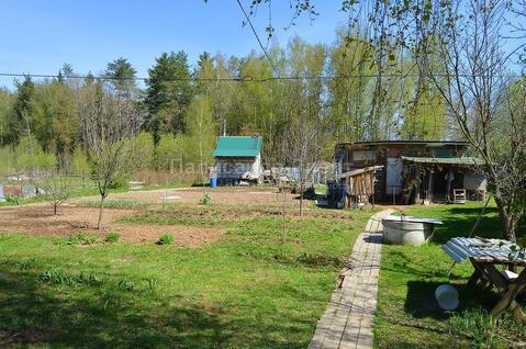 Кирпичный дом в жилой деревне на участке 15 соток. Боровск. - Фото 5