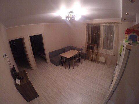 Двухкомнатная квартира в монолитном доме в Наро-Фоминске - Фото 2