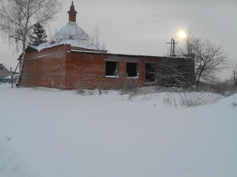 Д.Большие Байдики кирпичный дом Ясногорский район - Фото 1