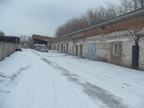 Теплое складское помещение, 60 кв. ул. Предзаводская - Фото 1