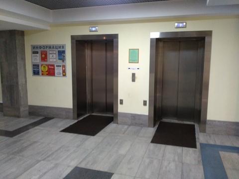 Офис в БЦ 18,5 кв.м, центр города - Фото 1