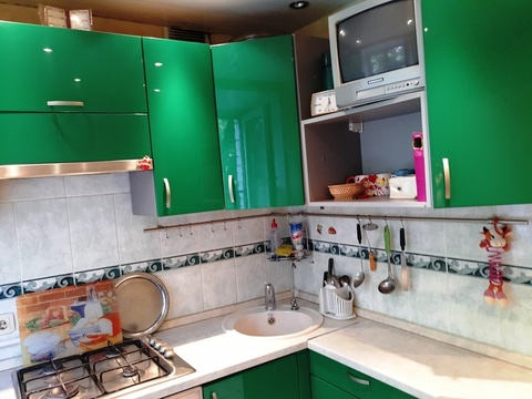 3-х комнатная квартира рядом с м Коломенская, Купить квартиру в Москве по недорогой цене, ID объекта - 322852449 - Фото 1