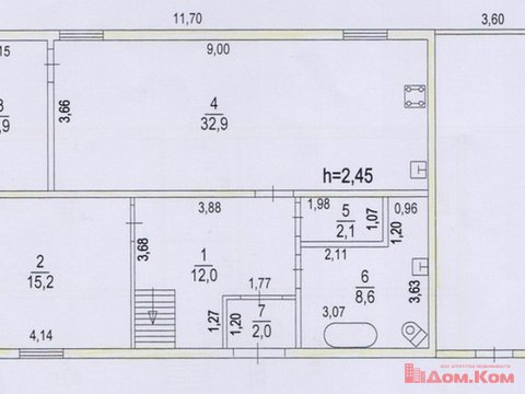 Продажа дома, Хабаровск, Ул. Голубкова - Фото 5