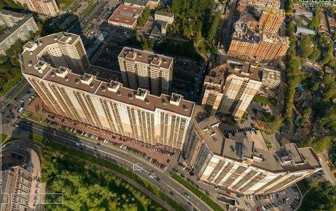 Трехкомнатная панорамная квартира в новом доме на Есенина - Фото 1