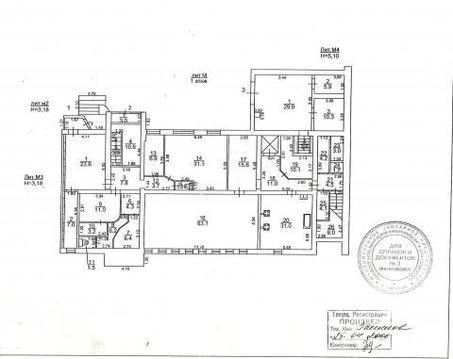 Помещение 1000 кв. метров, 3 этажа, действующий бизнес, арендаторы. - Фото 2