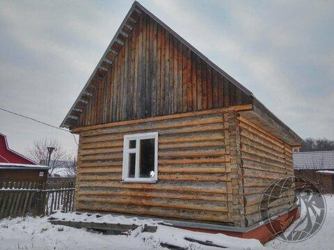 Двухэтажный сруб 6x8 СПК Киселево новая Москва - Фото 1
