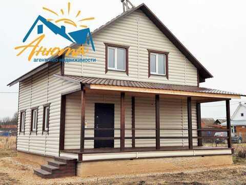 Продается новый готовый дом в городе Балабаново. ИЖС. прописка. - Фото 1