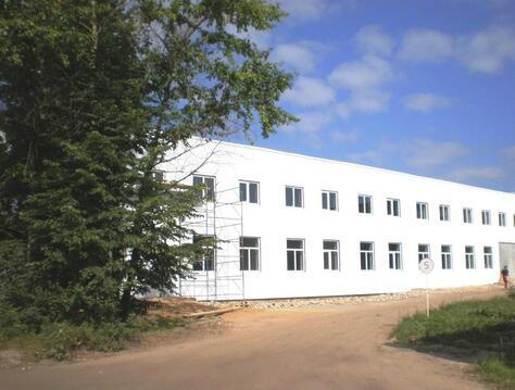 Производственно- складские площади 3900 кв. м, на земельном участке 0 - Фото 1