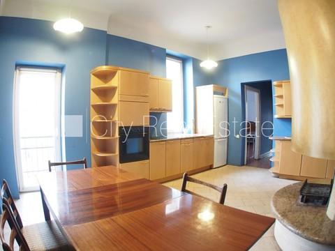 Продажа квартиры, Улица Кришьяня Барона - Фото 1