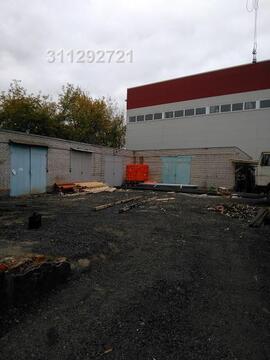 Под склад-офис/офис/произ-во, отапл, на огорож. охран. терр. 204 метр - Фото 3