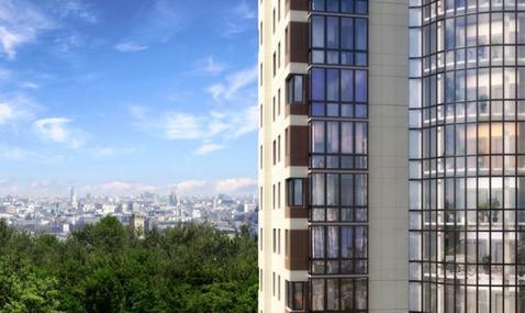 2-к. кварт. 60,92 кв.м. в элегантном доме бизнес-класса ЗАО г. Москвы - Фото 5