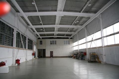 Продажа помещения под производсто 1600 кв.м - Фото 2