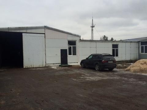 Производственная 2200 база в Колпино (Лагерное шоссе) - Фото 3