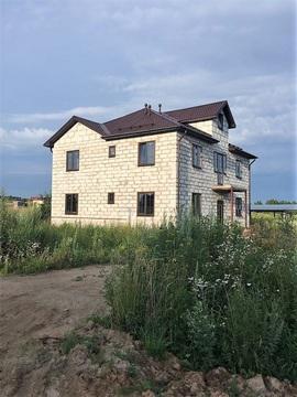 Дом 217 м.кв ПМЖ Переславль, Скулино, 10 соток, газ - Фото 1