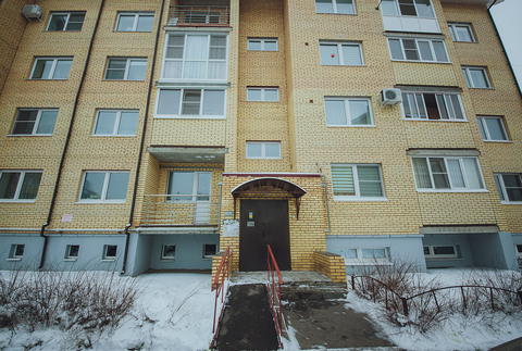 Продам 1-комнатную квартиру, 39м2, заволжский р-н, новые дома - Фото 2