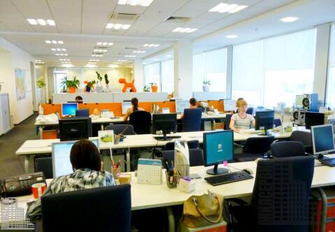 Офис 641м с мебелью в БЦ на Научном 19 - Фото 1