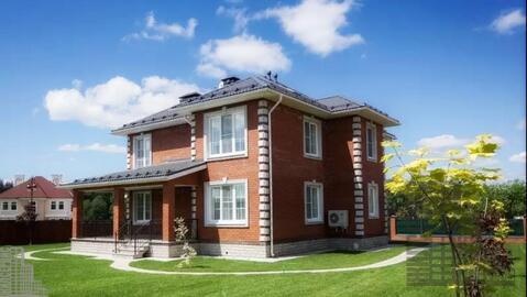 Новый дом в Николино, Рублевско-Успенское шоссе - Фото 2