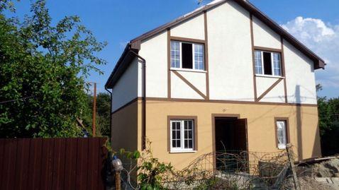 Купить новый дом в СНТ - Фото 1