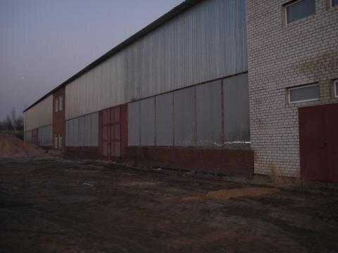 Производственно-складская база 4000кв.м.гор. Солнечногорск - Фото 3