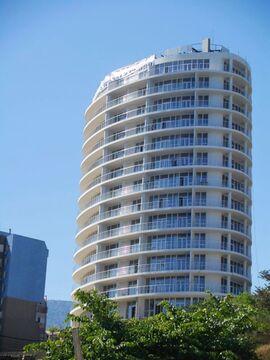 2-комнатная квартира с панорамным видом на море, Гурзуф - Фото 2