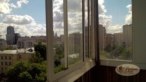 Квартира с изолированными комнатами Большая Переяславская ул, дом 3к1 - Фото 1