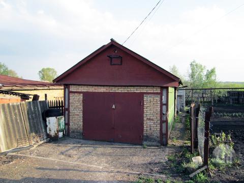 Продается гараж с земельным участком, с. Ухтинка, ул. Строительная - Фото 1