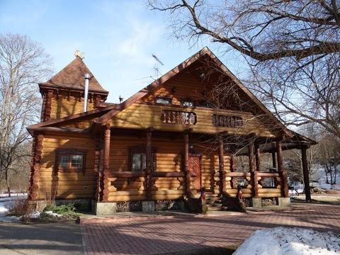 Уникальный дом в великолепном месте по Ленинградскому шоссе - Фото 1