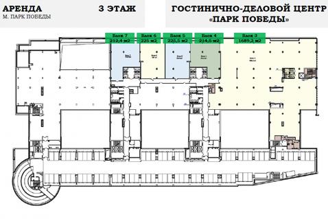 Аренда офис г. Москва, м. Багратионовская, ул. Василисы Кожиной, 1 - Фото 1