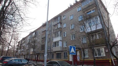 Москва, ул. Сходненская, дом 33к1 - Фото 1