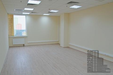 Офисный блок 74м (45,4м+28,6м) со свежим ремонтом в бизнес-центре - Фото 2