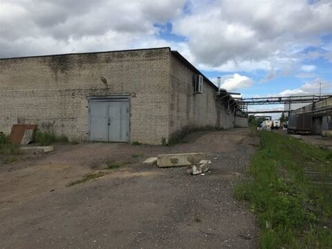 Сдам складское помещение 1680 кв.м, м. Международная - Фото 1