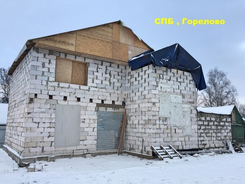 Спб , Горелово , дом 160 кв.м. на 6.2 сотках - Фото 1