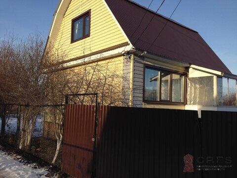 Дом 60 м2 на участке 8 сот. в Мокроусово - Фото 1