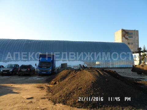 Продажа производства пл. 6840 м2 Клин Ленинградское шоссе - Фото 2