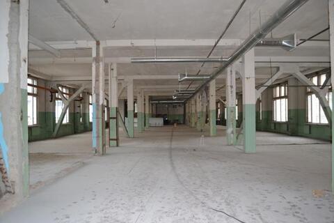 Аренда отапливаемого помещения 1200м2 под склад/производство - Фото 1