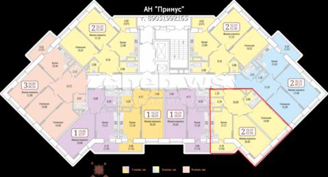 Объявление №44699238: Квартира 2 комн. Чебоксары, ул. Герцена, с12,