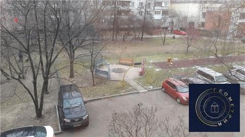 3км. кв, м Зябликово, ул Ясеневая д. 41к3 (ном. объекта: 25905) - Фото 1