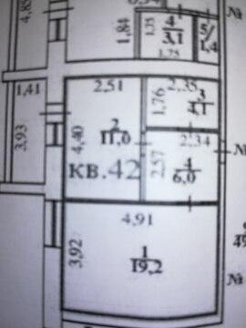 Продается однокомнатная квартира в г.Александров, ул.Жулевод.5 - Фото 4