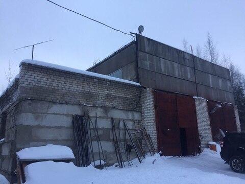 Производственно складское помещение 1400 кв.м. Земельный участок 70 . - Фото 3