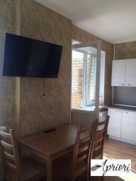 Сдается 1 комнатная квартира (студия)Щелково микрорайон Богородский до - Фото 2