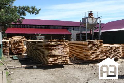 Деревообрабатывающий комбинат, г. Нея, Костромская область,14 663 м.кв - Фото 2