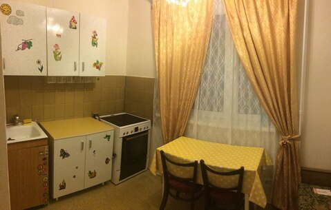 Продам 1-к квартиру, Москва г, Ангелов переулок 2 - Фото 1