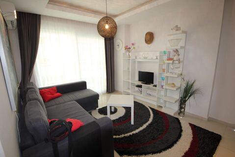 Меблированная квартира 2+1 в новой резиденции в Алании/Оба - Фото 3