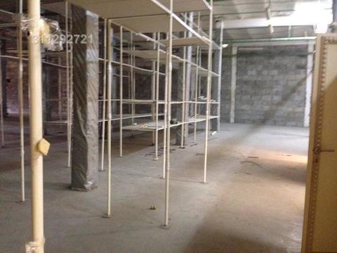 Теплый склад на территории завода искож Полуподвальное помещение в кир - Фото 5