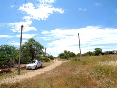 Предлагается жилая дача с участком на Фиоленте рядом с лесом - Фото 4